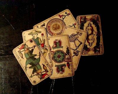 le carte divinatorie di Raphael